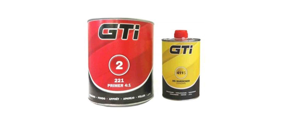 Roberlo GTI hardener primer